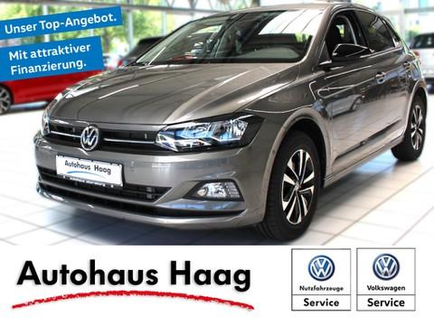 Volkswagen Polo 1.0 TSI IQ DRIVE connect