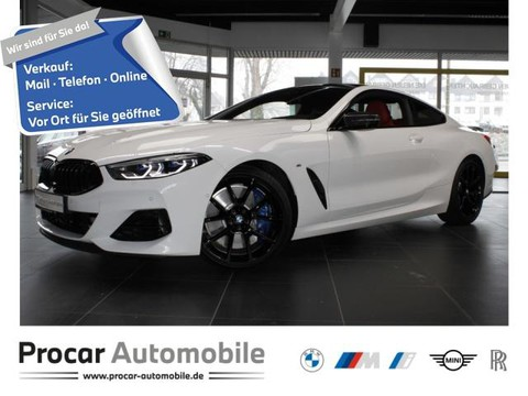 BMW 850 xDrive Coupe Carbondach NightVision Laser