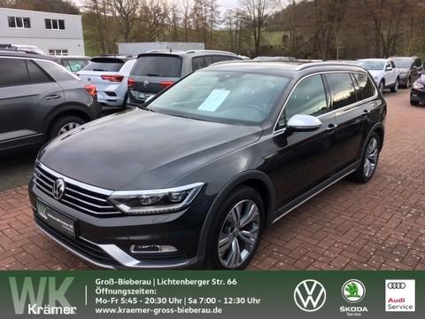 Volkswagen Passat Variant 2.0 TSI Alltrack