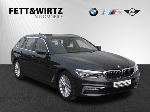 BMW 525 d Luxury Line iFi el GSD