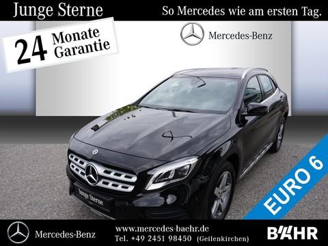 Mercedes-Benz GLA 200 d AMG Park LMR18