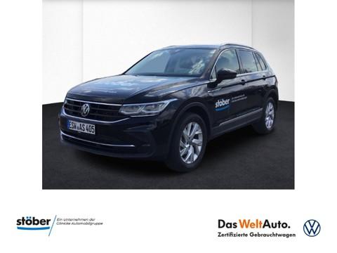 Volkswagen Tiguan 2.0 TDI Life Fahrprofilauswahl Clima