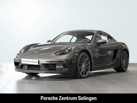 Porsche Cayman 4.0 718 GTS Sportschale Nähte Turbo Räder