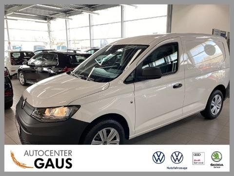 Volkswagen Caddy Cargo Holzbd Heckkl