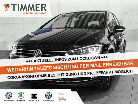 Volkswagen Golf Sportsvan 1.6 TDI IQ DRIVE