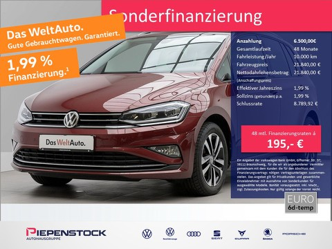 Volkswagen Golf Sportsvan 1.0 TSI Golf VII Sportsvan United