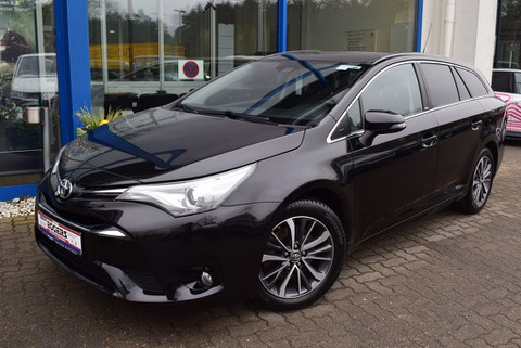 Toyota Avensis 2.0 D-4D Edition-S