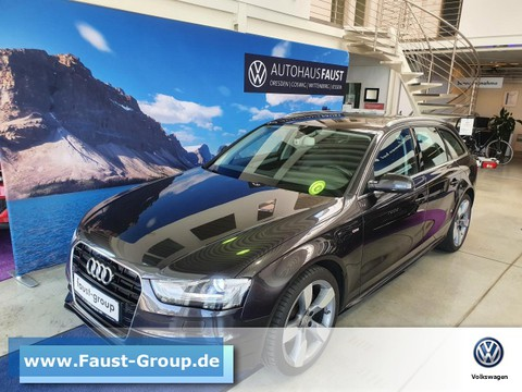 Audi A4 Avant S-Line Ext Automatik UPE 53000 EUR