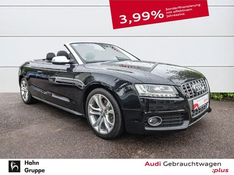 Audi S5 3.0 TFSI qu Cabriolet Einpark Tampo