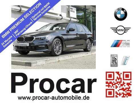 BMW 520 d Sport Line Business