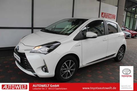 Toyota Yaris 1.5 Hybrid Y20 Club