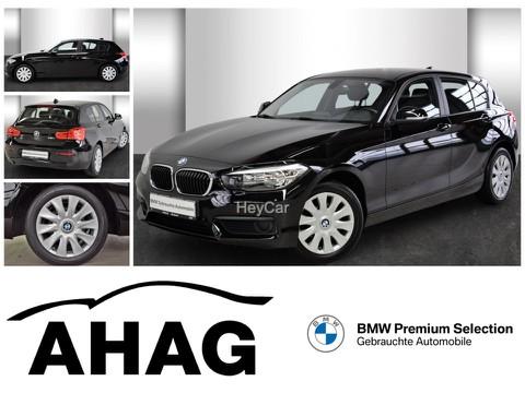 BMW 116 d 5-Tuerer