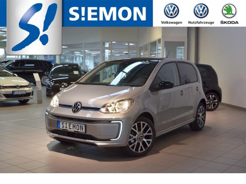 Volkswagen up e-Style CCS-Ladedose