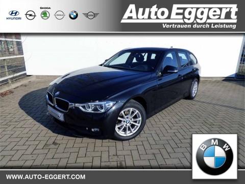 BMW 318 d Advantage El Multif Lenkrad