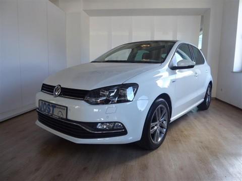 Volkswagen Polo 1.2 TSI LOUNGE Scheinwerfe