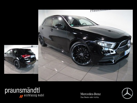 Mercedes-Benz A 180 AMG NIGHT MBUX Augmented