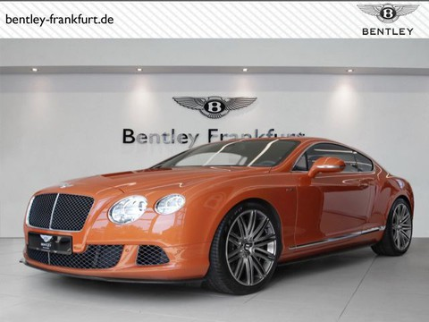 Bentley Continental GT Speed MY13 von BENTLEY FRANKFURT