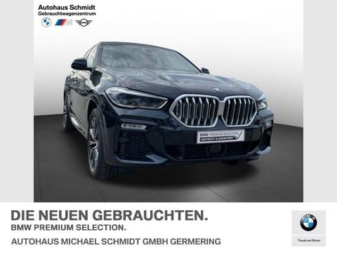 BMW X6 xDrive40d M Sportpaket