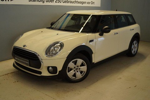MINI One D Clubman undefined