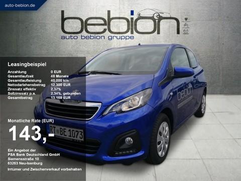 Peugeot 108 VTI 72 Active Blue