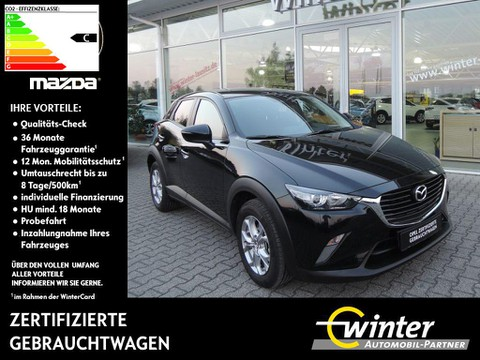 Mazda CX-3 120 FWD Center Touringpaket