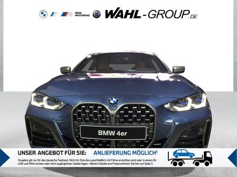 BMW M4 40i xDrive Coupé Gestiksteuerung