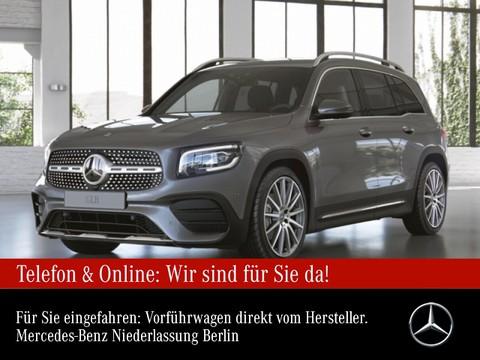Mercedes-Benz GLB 200 AMG Spurhalt