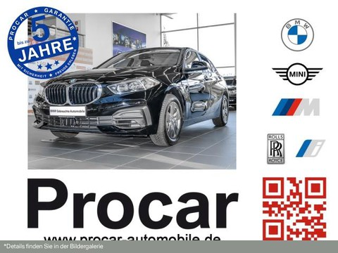 BMW 118 i Connected Drive Services