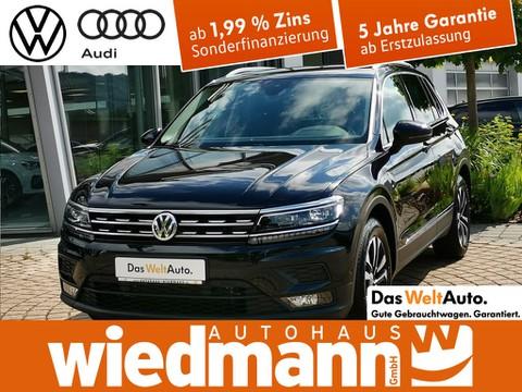 "Volkswagen Tiguan 1.5 l TSI Comfortline ""IQ DRIVE"""