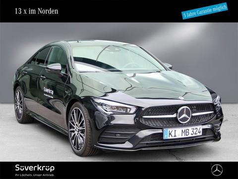 Mercedes-Benz CLA 220 d Coupé AMG NIGHT EDITION ASSISTENZ