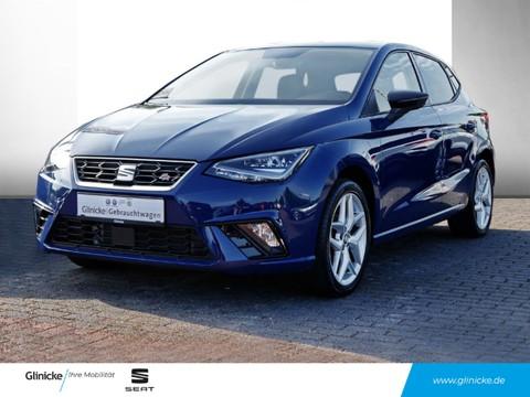 Seat Ibiza 1.0 TGI FR EU6d-T Multif Lenkrad