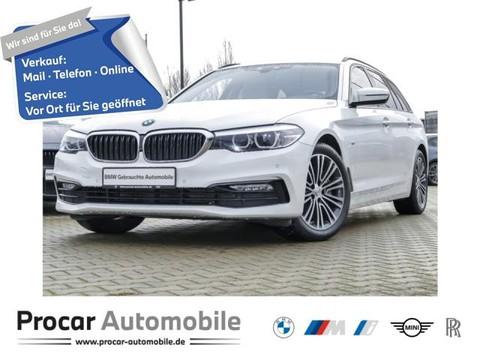 BMW 540 i xDrive Sport Line Prof