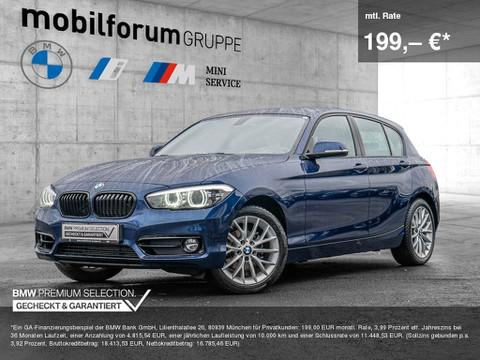 BMW 118 i Edition Sport Line