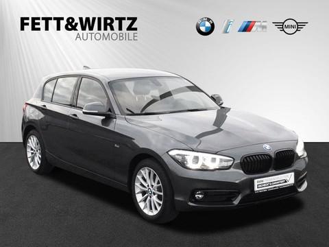 BMW 116 d 17