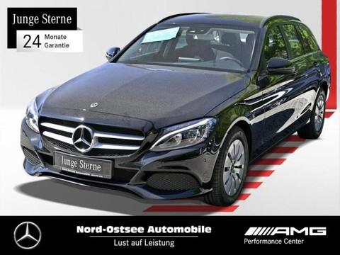 Mercedes-Benz C 200 T d