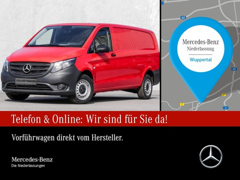 Mercedes-Benz Vito 114 Kasten Extralang