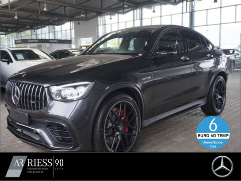 Mercedes-Benz GLC 63 AMG S Coupe MBUX Multib