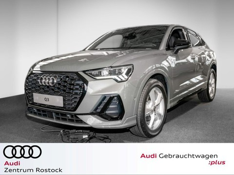 Audi Q3 Sportback S line 35 TDI