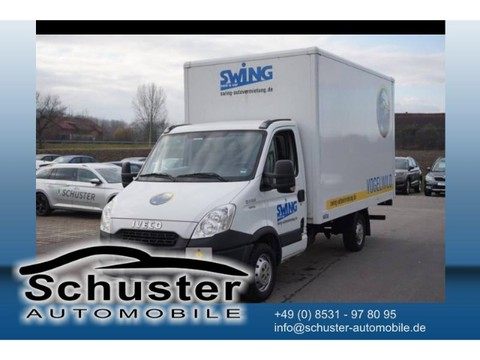 Iveco Daily 35 15 Koffer LBW