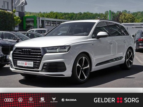 Audi Q7 3.0 TDI quattro s-line sport plus MMINavi Allradlenkung EPH