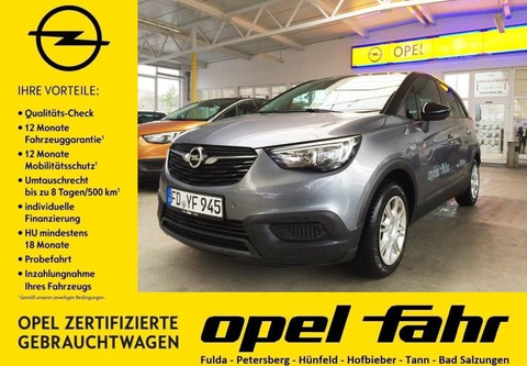 Opel Crossland X 1.2 Edition 60