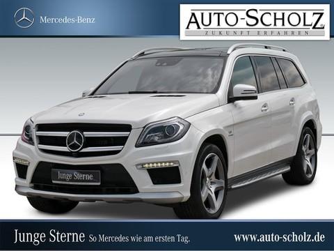 Mercedes GL 63 AMG 4MA TV SITZKLIMA