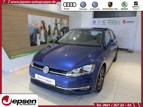Volkswagen Golf 1.6 TDI JOIN Kurven