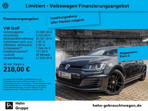 Volkswagen Golf 2.0 TDI VII GTD