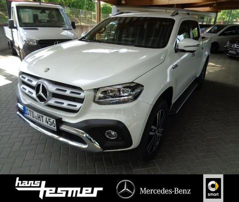 Mercedes-Benz X 350 D POWER EDITION - °