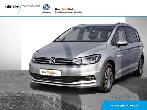 Volkswagen Touran 2.0 TDI Vorb