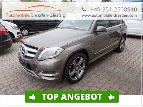 Mercedes GLK 220 BE Sportpaket