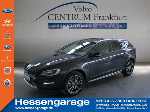 Volvo V60 CC T5 AWD Summum Driver-Alert On-Call
