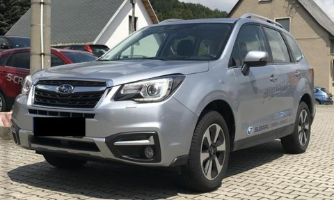 Subaru Forester 2.0 X EXCLUSIVE 17
