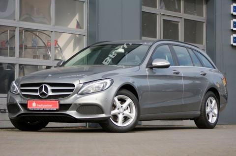 Mercedes-Benz C 200 d T Paket Business PLUS